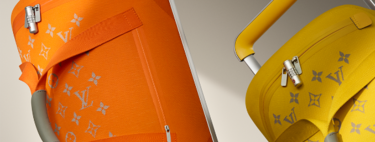 Las maletas flexibles de Louis Vuitton para irse de vacaciones con mucho estilo