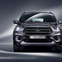 Ford Escape 2017: precios, análisis y rivales en México