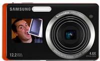 Samsung ST500 y ST550, sorprendentes compactas con doble pantalla
