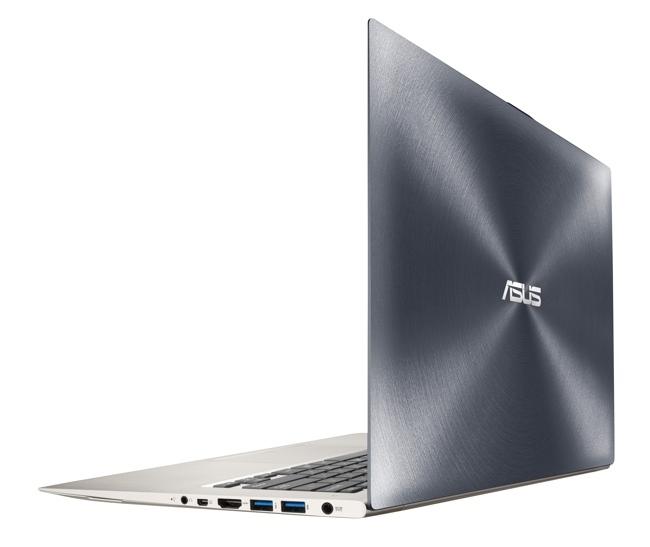 ASUS Zenbook Prime de lado