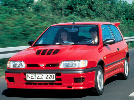 Nissan Pulsar/Sunny N14 (1990-1995)