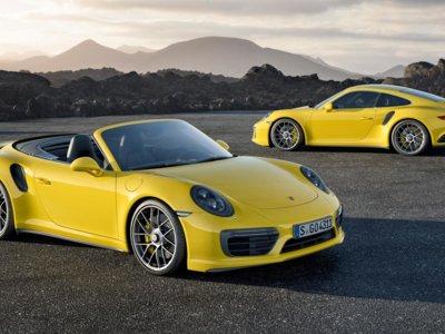 Nuevo Porsche 911 Turbo, ahora listo para conquistar Norteamérica con sus motores turbo
