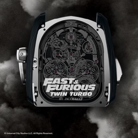 Fast & Furious Twin Turbo