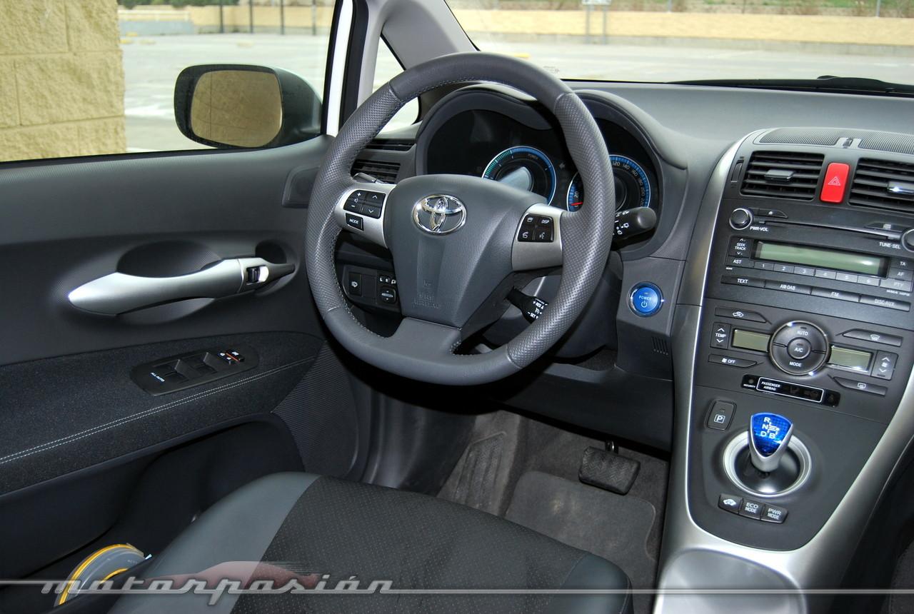 Foto de Toyota Auris HSD (prueba) (37/77)
