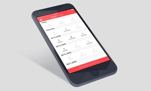 Music Tracker, la aplicación que te enseña lo que ocurre en tu librería musical sin que te des cuenta