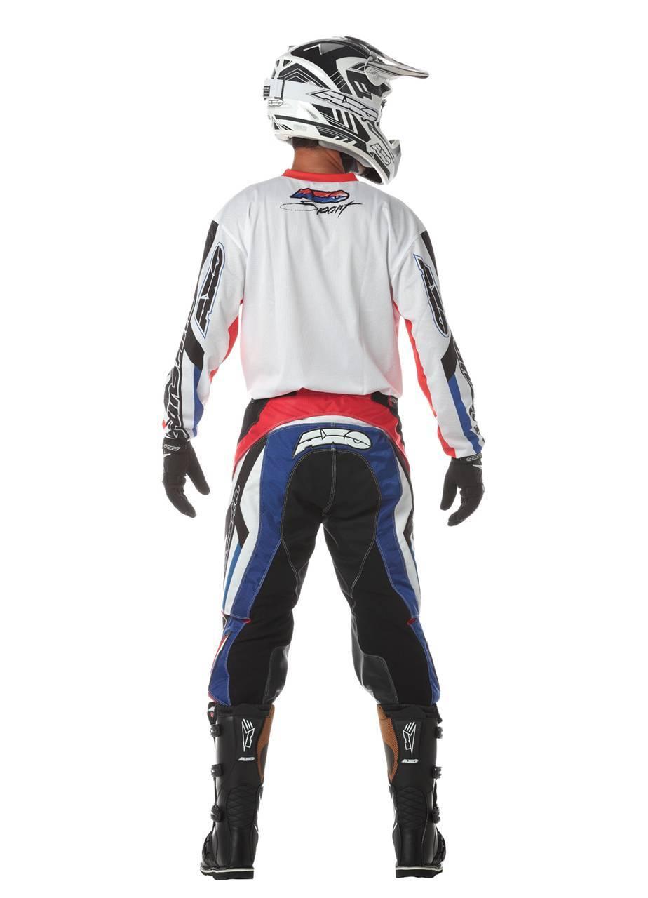 Foto de AXO Trans Am, estilo retro para la equipación de motocross (12/15)