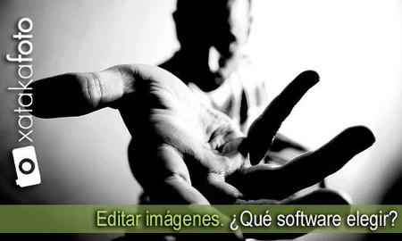 Edición simple de imágenes. ¿Qué software elegir?