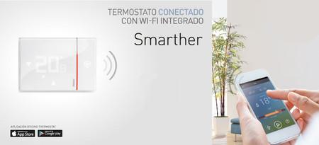 Termostato Conectado Wifi Smarther Bticino