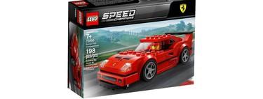 LEGO estrena colección Speed Champions para 2019: McLaren Senna, Ferrari F40, Challenger Demon...