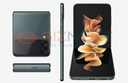 Samsung Galaxy Z Flip 3 02 Giznext
