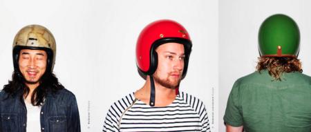¡Por Fin! unos cascos verdaderamente cool