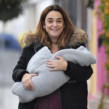 Toñi Moreno borra por miedo todas las imágenes de su hija de Instagram