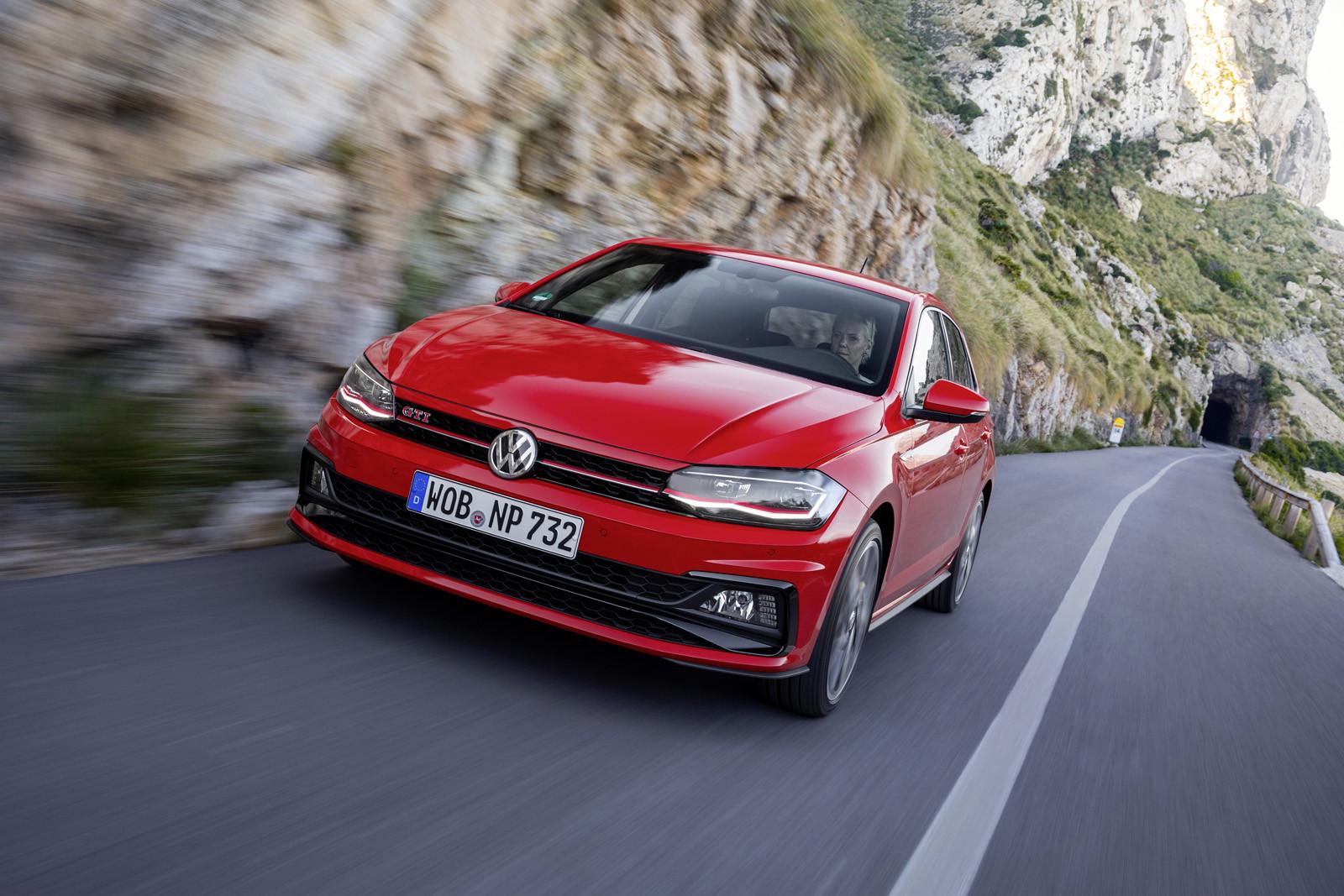 Foto de Volkswagen Polo GTI (1/15)
