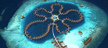 Maldivas se convertirá en un complejo de islas artificiales para no desaparecer
