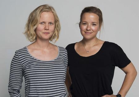 Ingrid Lea y Torny Hesle