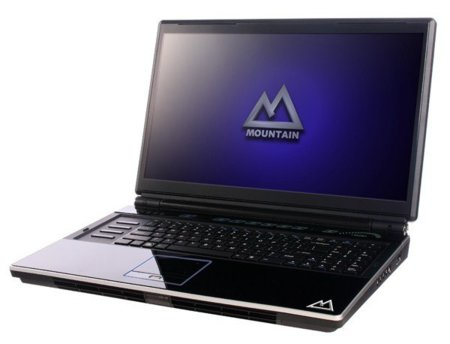 Mountain Studio 3D 18, potencia bruta portátil
