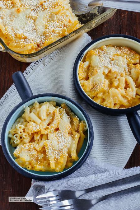 Mac&Cheese cremosos y picantes