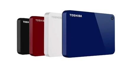 Toshiba Canvio Advanced