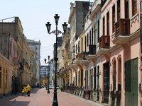 Los hermosos balcones de Lima