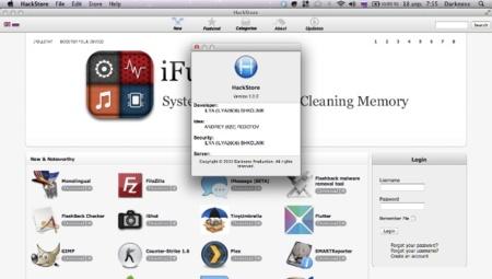 Hackstore, la tienda de aplicaciones para OS X no oficial