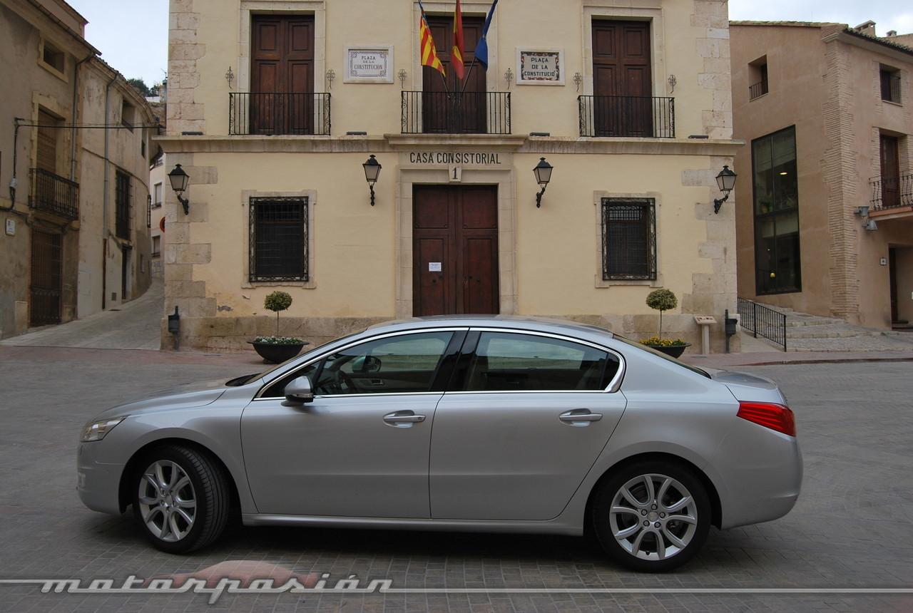 Foto de Peugeot 508 y 508 SW (presentación) (72/118)