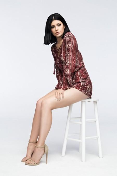 Kendall Kylie Jenner Pacsun Coleccion Primavera Verano 2016 2