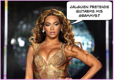 Beyoncé acumula diez candidaturas a los Grammys