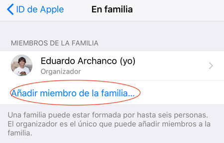 Invitar Apple Music