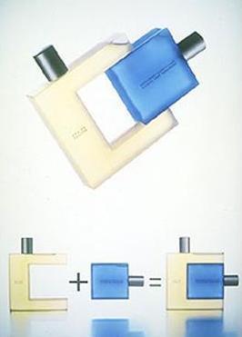 Los diseños de Karim Rashid en perfumería masculina