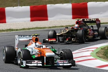 Force India se fija el top 5 como objetivo para 2014