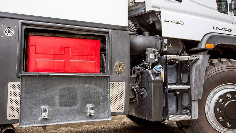 Foto de EarthCruiser Australia Unimog Explorer XPR440 (12/18)