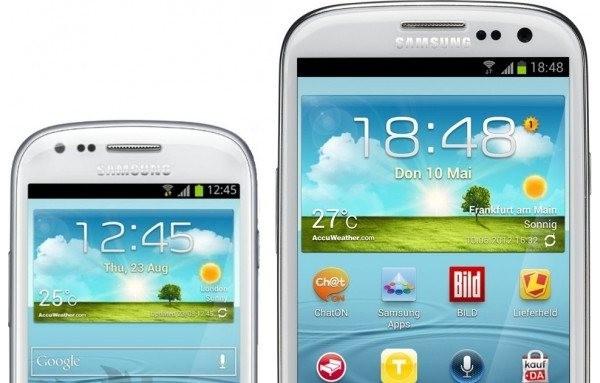 Galaxy S3 Mini vs Galaxy S3