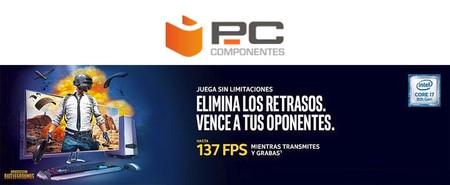 Equipos gaming con procesadores Intel rebajados esta semana, en PcComponentes