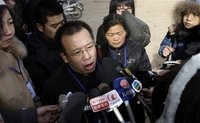 Activista que denunció la leche contaminada en China, encarcelado
