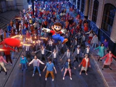 Mario demuestra su dotes para el baile en el nuevo vídeo musical del tema principal de Super Mario Odyssey