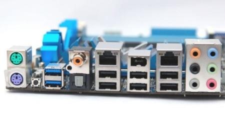USB 3.0 motherboard