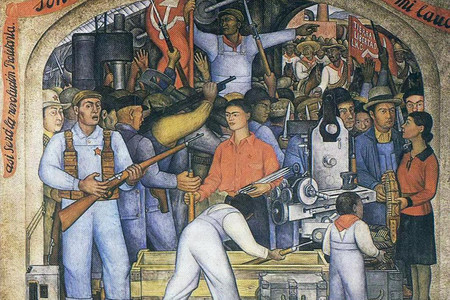 El Arsenal Diego Rivera