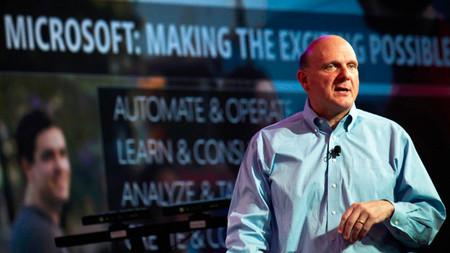 Microsoft logra su récord de ingresos en los que pueden ser los últimos resultados de la era Ballmer