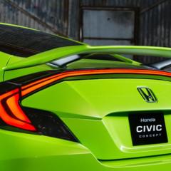 Foto 10 de 13 de la galería honda-civic-concept en Motorpasión México