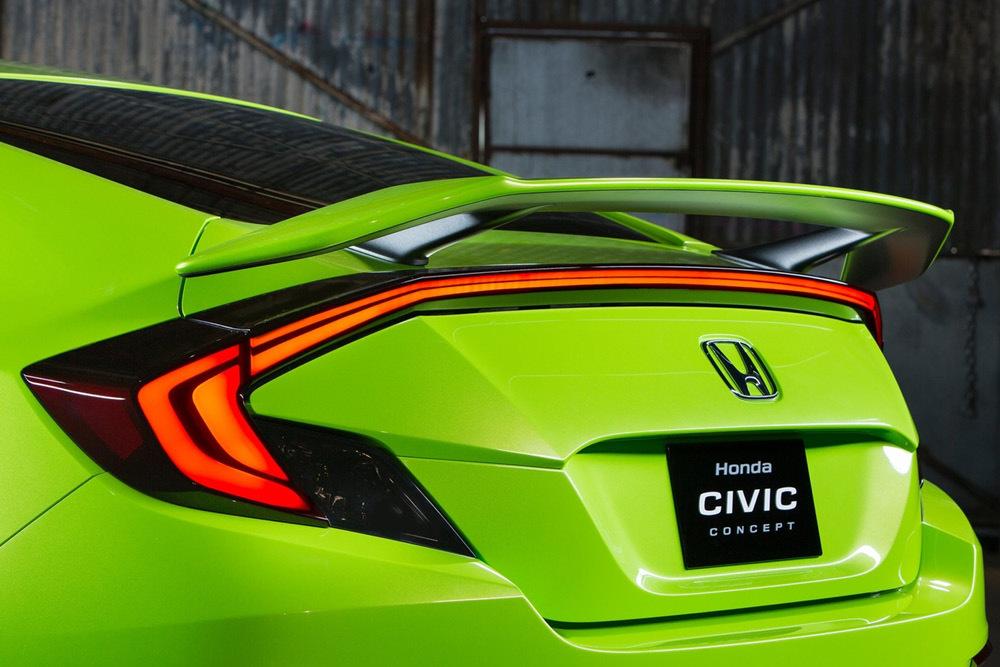 Foto de Honda Civic Concept (10/13)