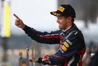 Sebastian Vettel se convierte en el bicampeón más joven de la historia