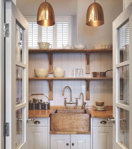 Armarios con o sin puertas en la cocina la pregunta de - Puertas armarios cocina ...