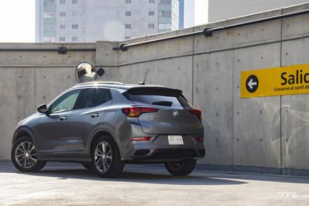 Buick Encore Gx Prueba De Manejo Opiniones Mexico 24