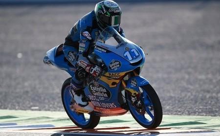 Sergio García gana el Gran Premio de Valencia con 16 años y el wild card Xavi Artigas se sube al podio