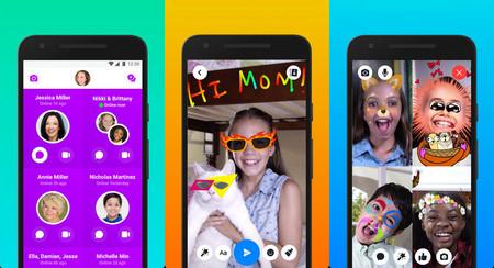 Facebook reconoce un error de Messenger Kids que permitía a desconocidos no autorizados chatear con los niños