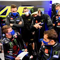 Valentino Rossi podría haber dado positivo en COVID-19 y es duda para sus últimas carreras como oficial en Yamaha