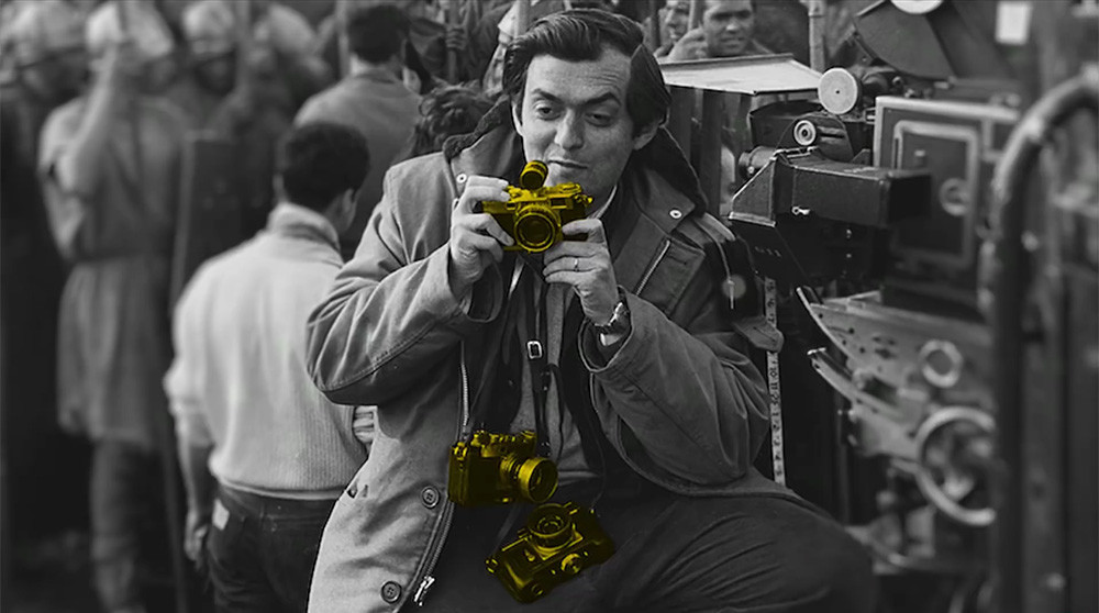 Un estudio fotográfico barato, erotismo en casa, las cámaras de Stanley Kubrick y más