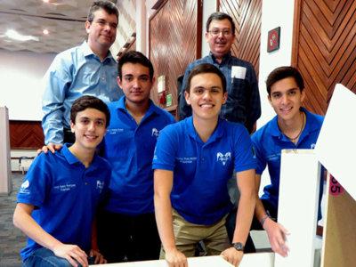 En la RoboCup 2015 seremos representados por alumnos del ITESM