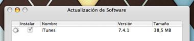 Nuevo iTunes 7.4.1 evita el hack de los ringtone