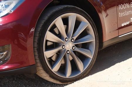Tesla Model S prueba en Ibiza 35